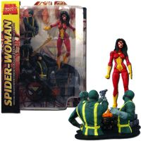 Marvel Select: Spider-Woman - Action Figure
